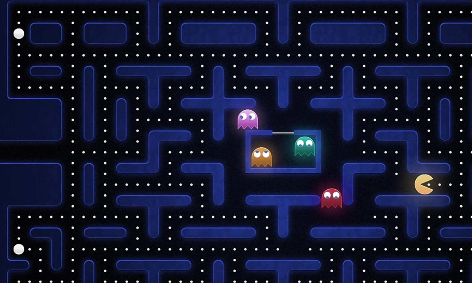 Pac-man Games